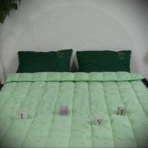 комплект кедровая подушка и одеяло