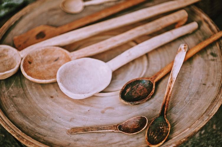 кедровая посуда