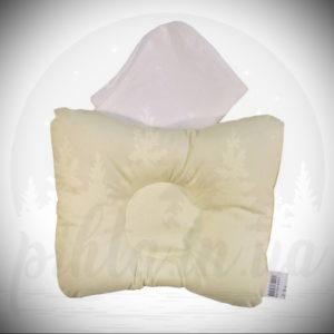 подушка для младенцев кедровая