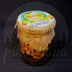 мед с арахисом
