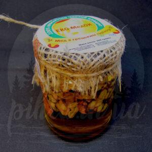 мед с грецким орехом