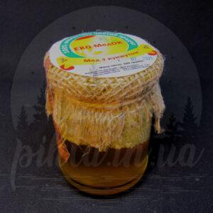 мед с кунжутом