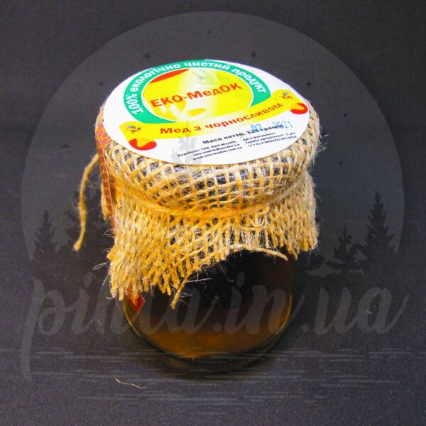мед с черносливом