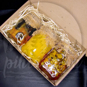 мед чернослив тыква